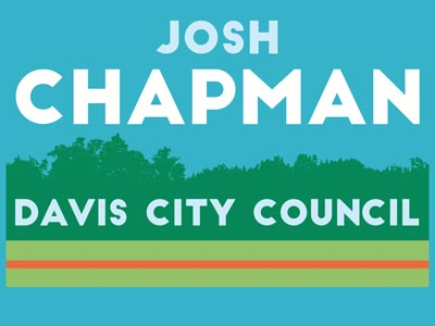 Josh Chapman for Davis City Council 2020